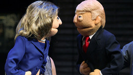 Американцы испытывают отвращение к предвыборной кампании