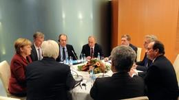 «Минск» в Берлине: о чём договорились лидеры «нормандской четвёрки»