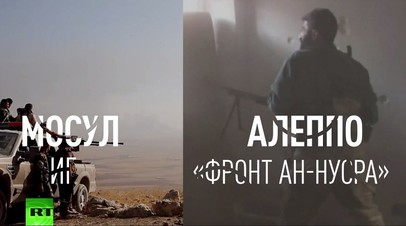 «Вы о Мосуле или Алеппо?»: почему один город надо спасать от террористов, а другой — нет