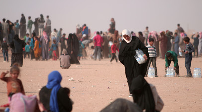 На грани гуманитарной катастрофы: ООН о последствиях штурма Мосула