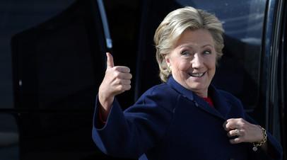 13 дней до выборов: Хиллари Клинтон — 69