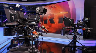RT набрал рекордные для новостных телеканалов 4 млрд просмотров на YouTube