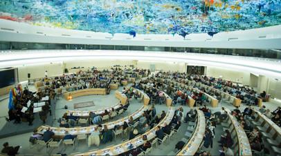 87 пишем, 49 в уме: кто на самом деле призывал исключить Россию из СПЧ ООН