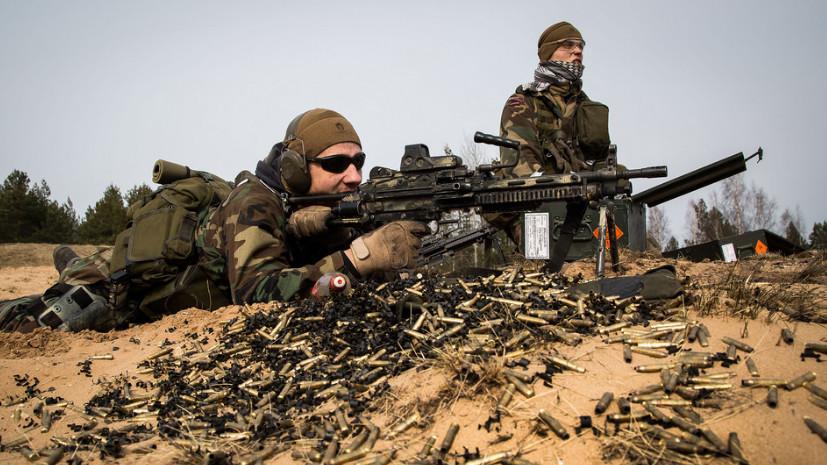 Балканская параллель: НАТО и Россия проводят учения в Черногории и Сербии