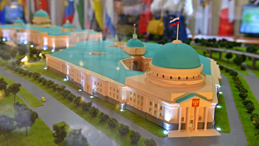 Лучше поздно: переезд депутатов и сенаторов в Парламентский центр отложили до 2021 года
