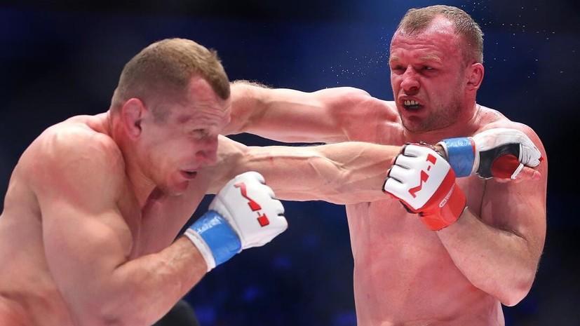 «Удивлён приёмом в США»: боец Шлеменко рассказал о возвращении в спорт после допинга