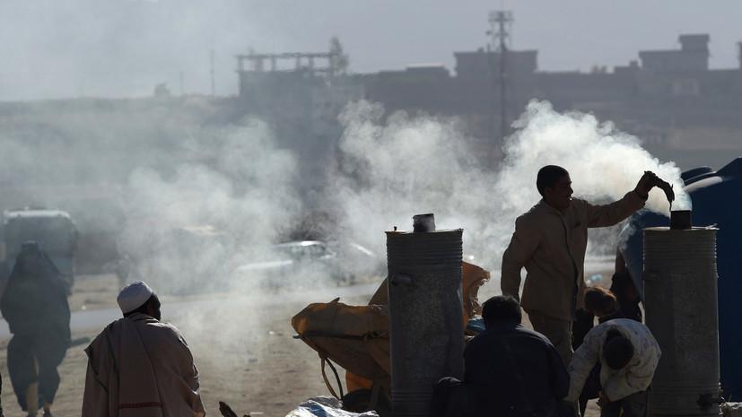 Стадия — отрицание: Госдеп заявил, что США не причастны к удару по Кундузу