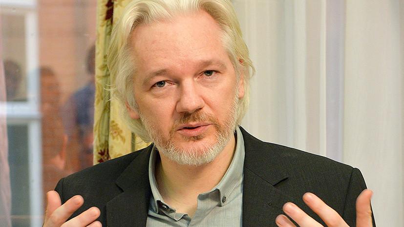 «Клинтон признаёт саудитов спонсорами ИГ»: Джулиан Ассанж в интервью на RT
