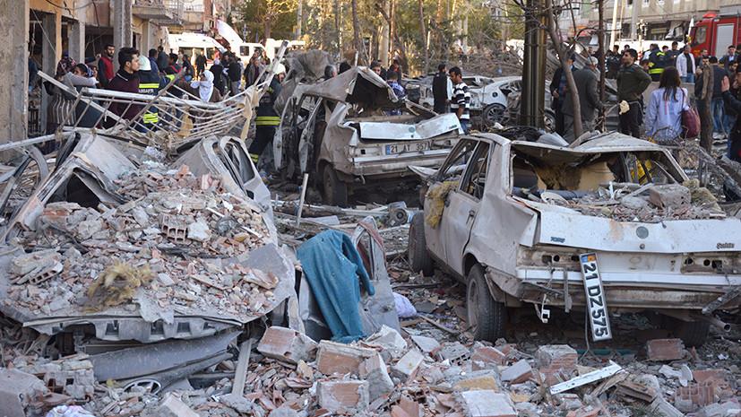 Восемь погибших исотни раненых— Теракт вТурции