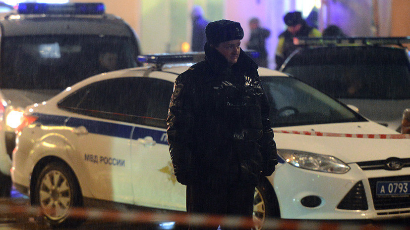 Ограбление банка в Москве: вооружённые налётчики похитили более 2 млн рублей