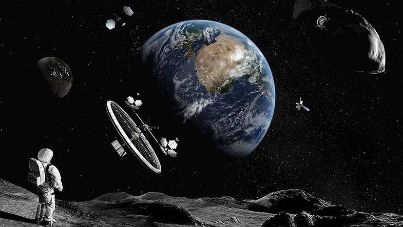 Лунная база: космические агентства совместно разрабатывают проект орбитальной станции