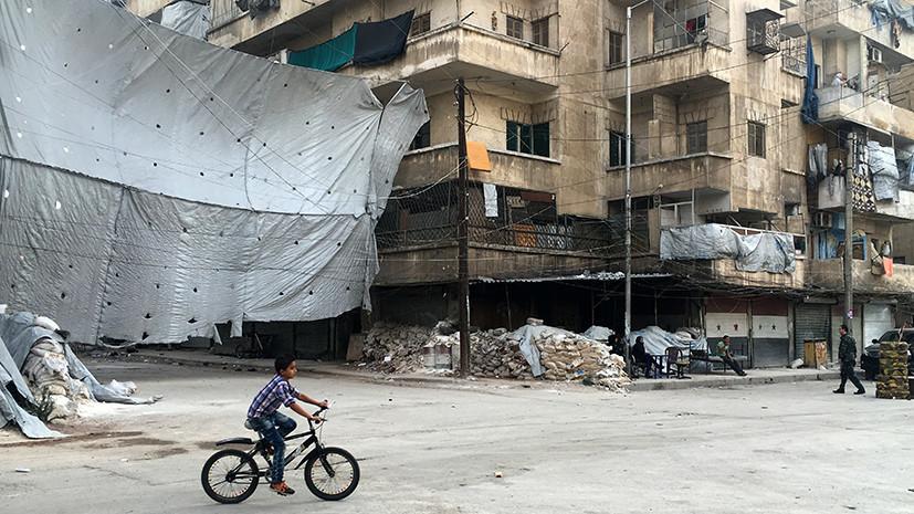 Не поддаваясь на провокации: Россия 19-й день не наносит ударов по боевикам в Алеппо