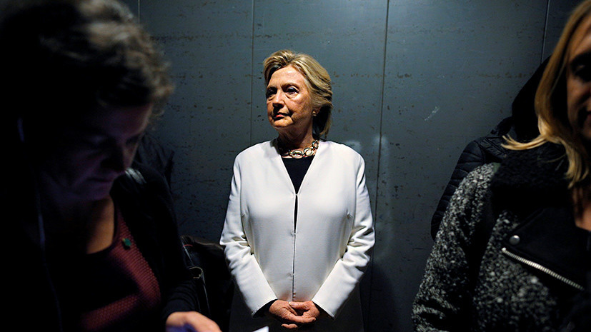 Успеть за 48 часов: ФБР прекратило расследование против Клинтон за два дня до выборов