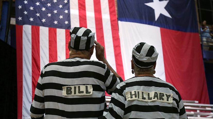 «Сел в тюрьму, заинтересовался политикой»: кого бы выбрали президентом заключённые в США