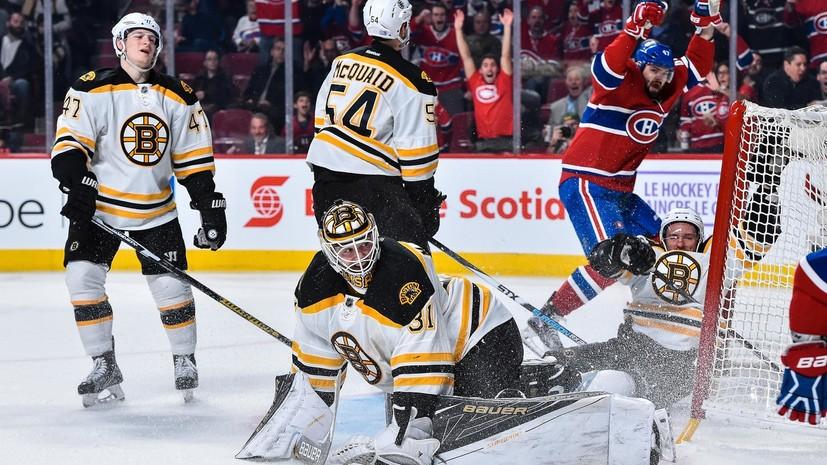 Александр «второй»: пока Овечкин молчит, Радулов ведёт «Монреаль» к чемпионству в НХЛ