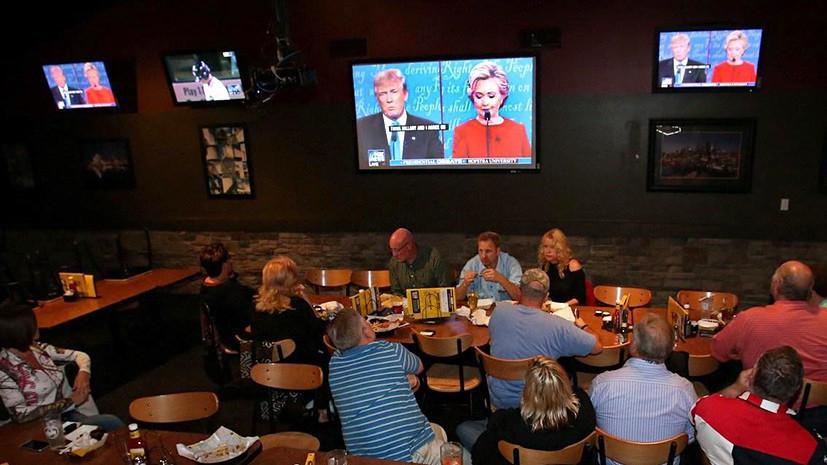«Нам нужны перемены»: телезрители RT в США об утрате доверия к американским СМИ
