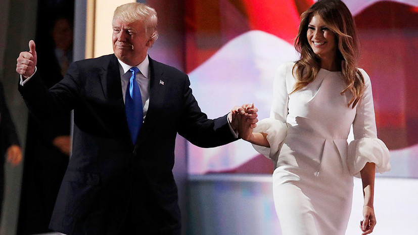 Первая леди из Югославии: земляки Меланьи Трамп празднуют победу её мужа на выборах в США