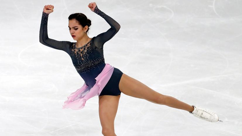 «Медведева — чемпионка всерьёз и надолго»: Авербух о катании 16-летней фигуристки в Париже