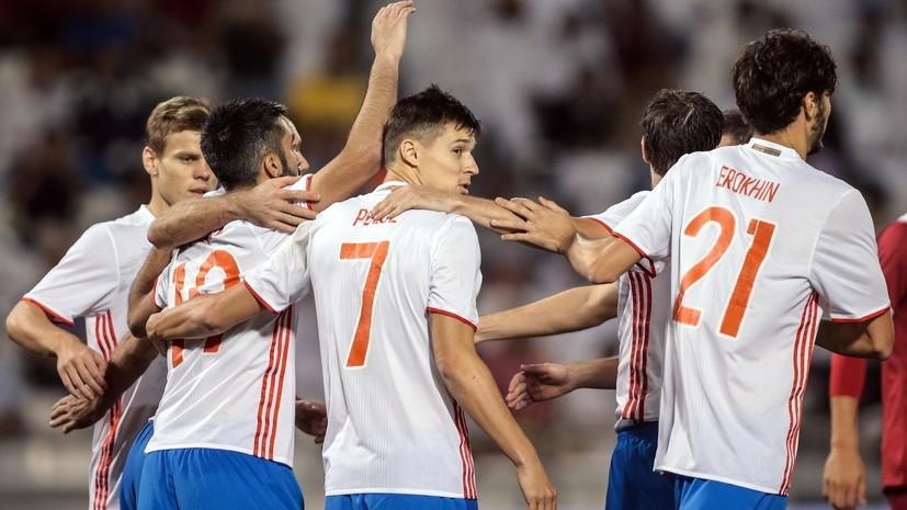 От Романцева до Черчесова: как менялась футбольная сборная России в XXI веке