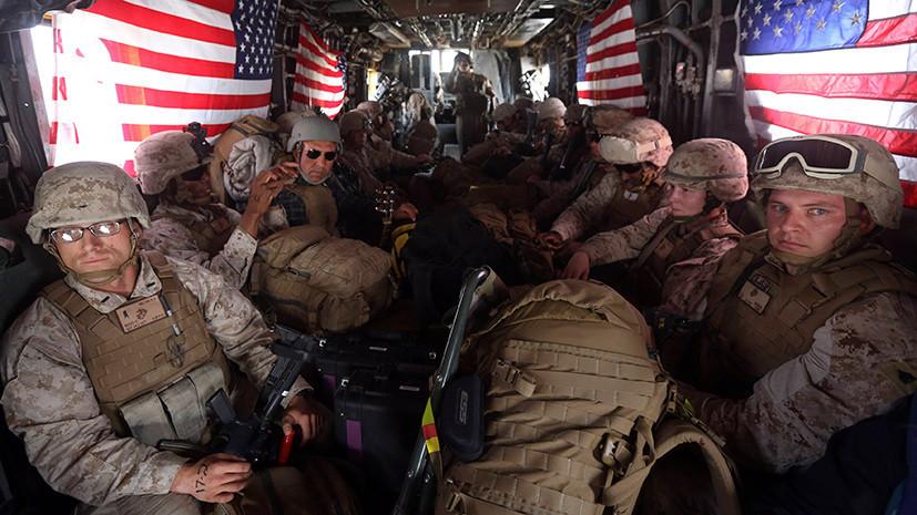 Съезд США одобрил планы посанкциям против Сирии и ее союзников