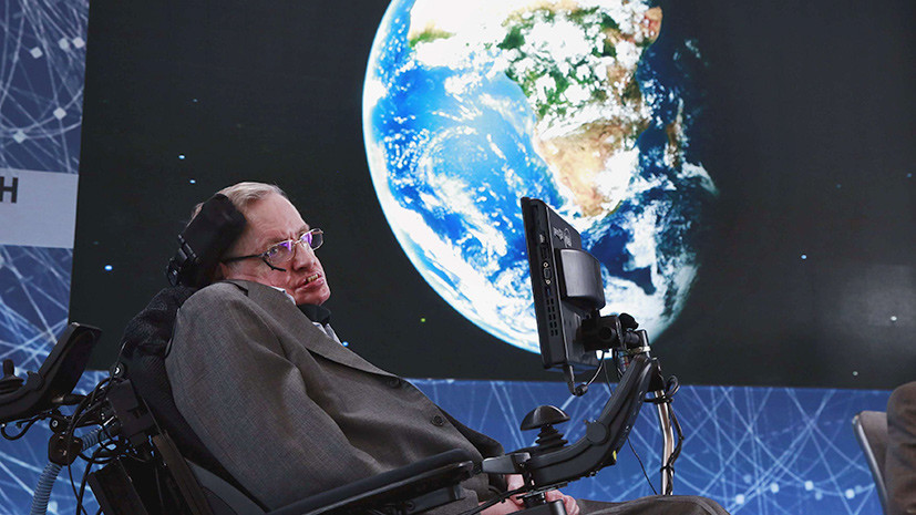 Тысяча лет на сборы: Стивен Хокинг считает, что человечество выживет только в космосе