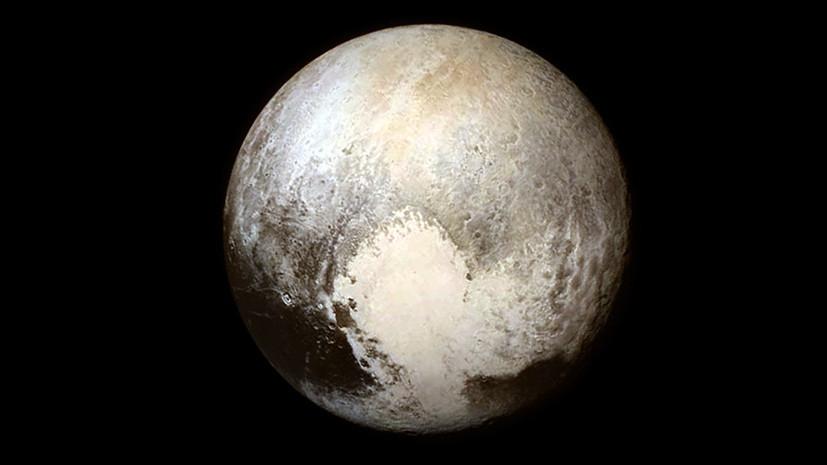 «Холодное сердце» Плутона: как давнее столкновение с астероидом до сих пор меняет планету