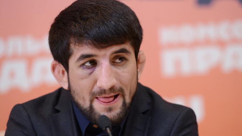 Тигр в клетке: скандально известный боец Мирзаев потерпел первое поражение в карьере