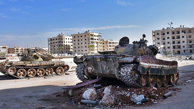 «Война в Сирии не чёрно-белая»: что увидел репортёр RT за два месяца в горячей точке