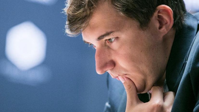 Почти победа: Карякин едва не повёл в матче за звание чемпиона мира по шахматам