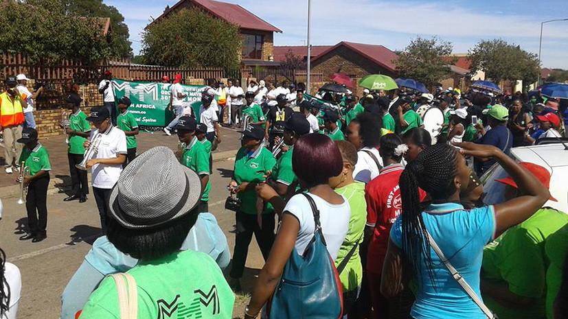 Африканское турне МММ: в Нигерии 2,5 миллиона человек вложили деньги в компанию Мавроди