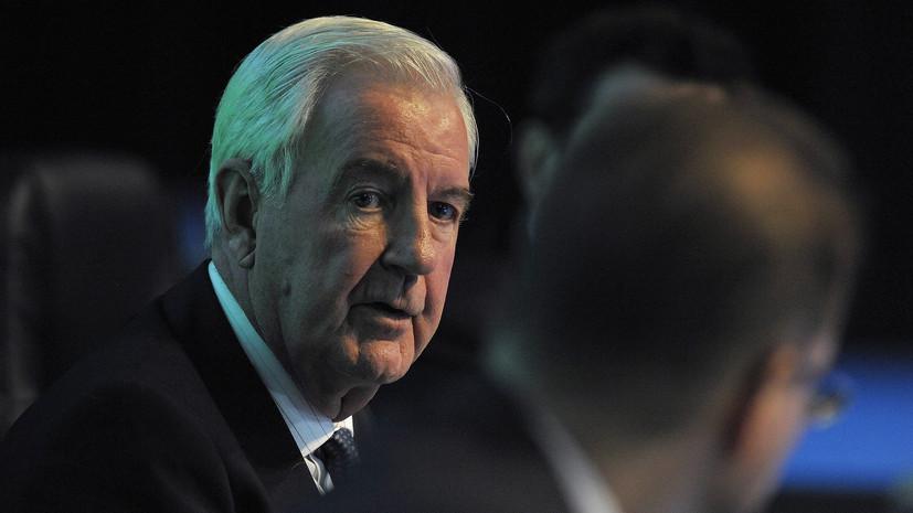 «Сделают всё как надо»: RT стал свидетелем беседы глав WADA об условиях возвращения России