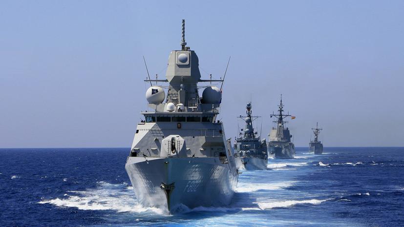 «Россия нам не враг»: командующий ВМС НАТО об отношениях с Москвой