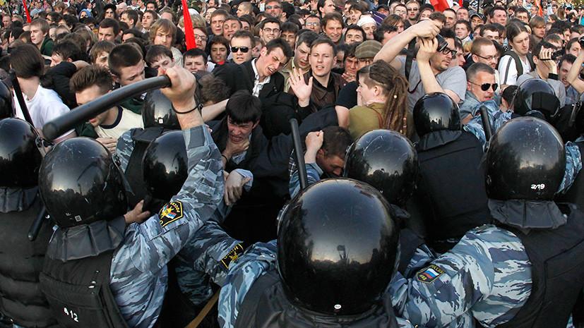 Экстремистам вход воспрещён: организаторов беспорядков лишат права участвовать в выборах