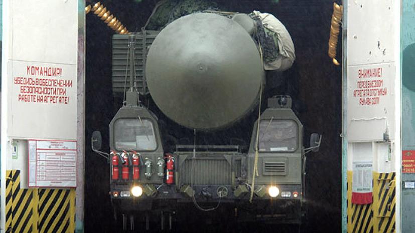 Испытания на неуязвимость: Россия работает над созданием ядерного поезда