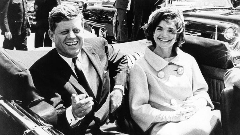 Тест RT: Кто убил Кеннеди?