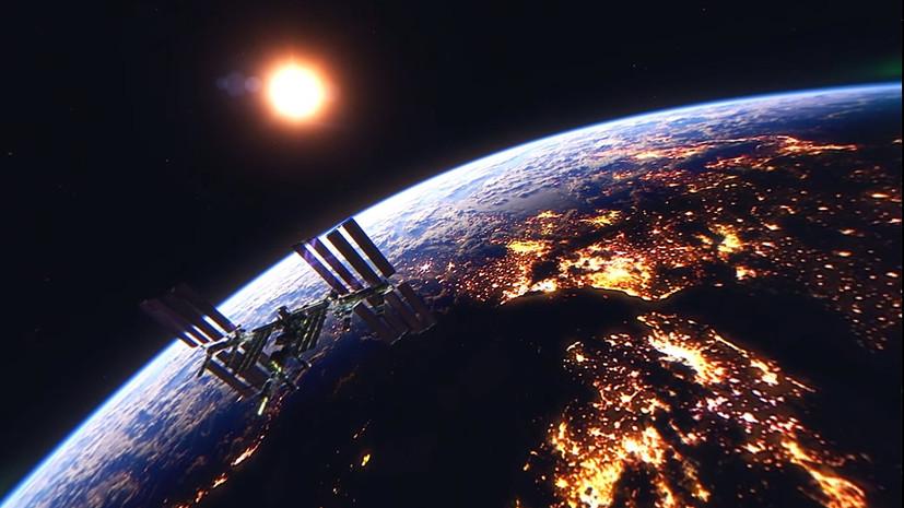Все любят космос: как СМИ, астронавты и дочь Клинтон реагируют на новое видео RT с МКС