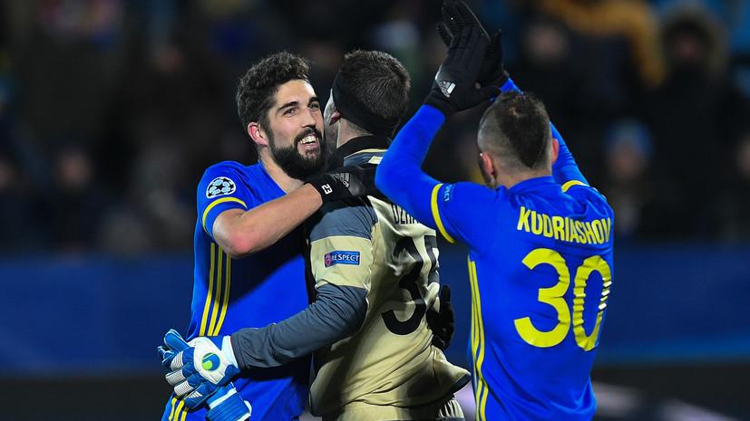«Ростов» силён командой, а не игроками»: эксперт о главной сенсации Лиги чемпионов