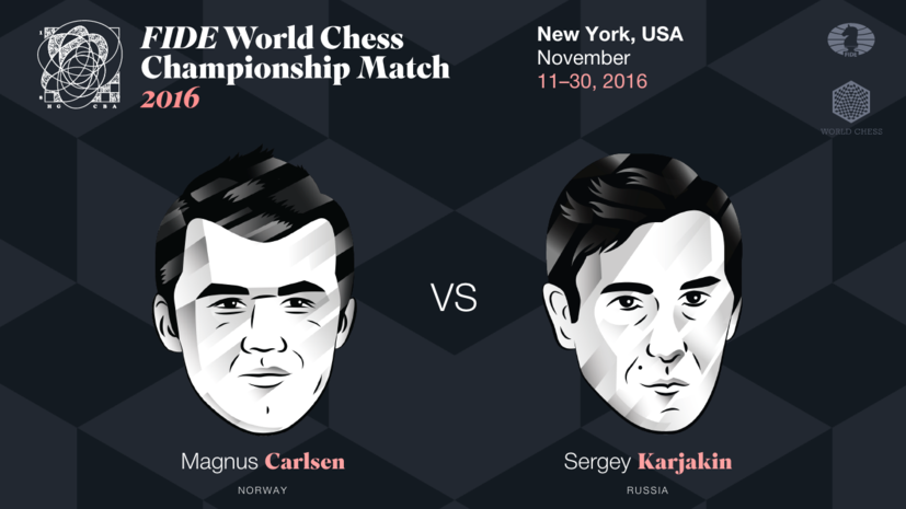 10-я партия матча за звание чемпиона мира по шахматам: Магнус Карлсен — Сергей Карякин
