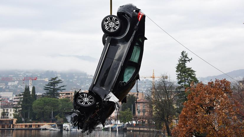 Упали с «моста дьявола»: в Швейцарии в автокатастрофе погибла внучка бизнесмена Лебедева
