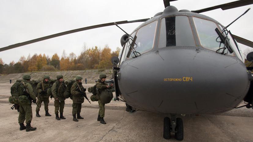 Небоевые потери: после гибели десантников на Кубани открыто уголовное дело