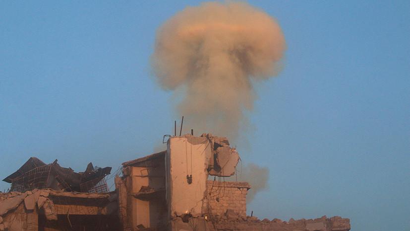 Все против всех: в Сирии террористы применили химоружие против оппозиции
