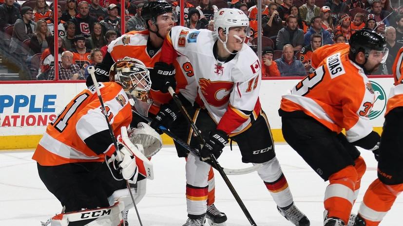 Роман с изюминкой: Любимов в одном матче НХЛ набрал больше очков, чем в 12 предыдущих