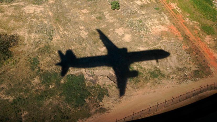 В Колумбии разбился самолёт с бразильской футбольной командой