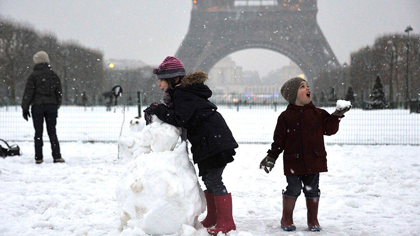 Зима близко: французы и британцы могут остаться без света и тепла в 2017 году