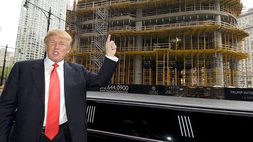 Мест нет: американцы просят запретить дипломатам и политикам жить в отелях Трампа