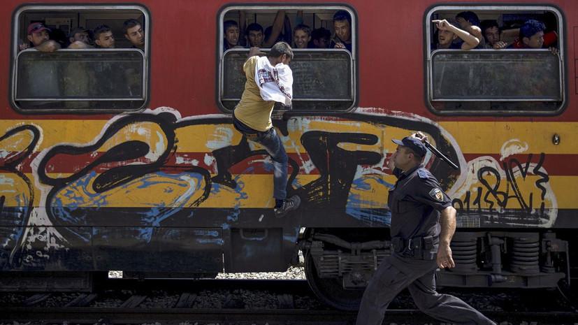 Германия в хаосе: миграционная политика Меркель обернулась возросшим уровнем преступности