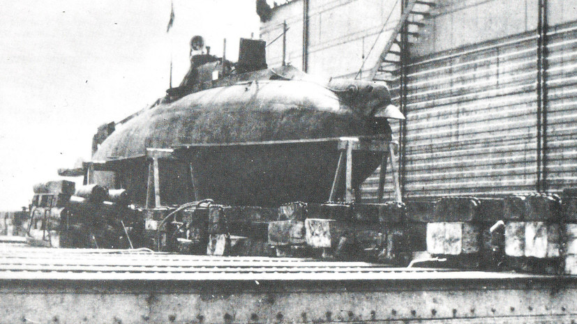 Подводная лодка дружбы: подъём столетней субмарины спасёт российско-шведские отношения