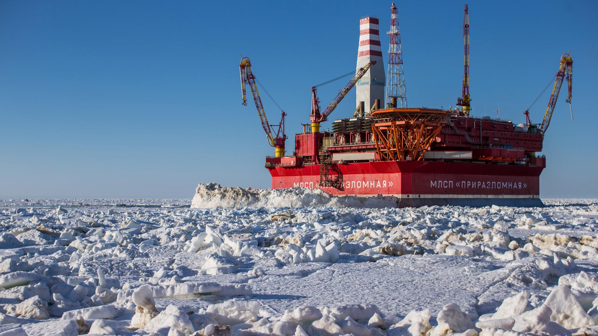 Ледовитая «бочка»: как Россия будет осваивать 100-миллиардные запасы нефти в Арктике