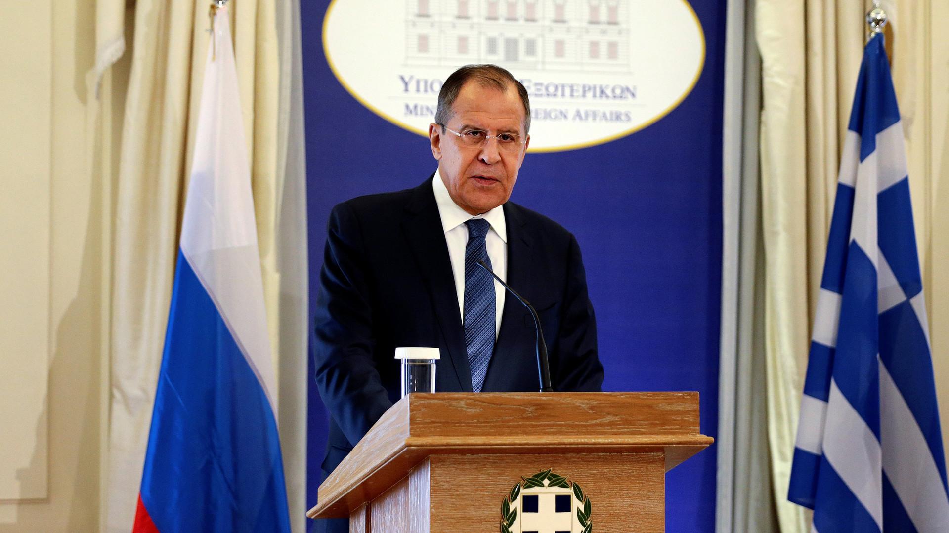 Есть контакт: Лавров рассказал о переговорах с США по Сирии