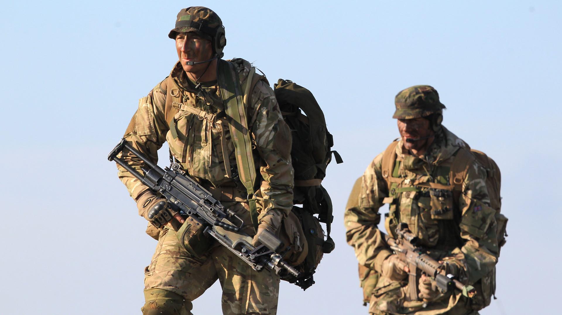 Армейский провал: 8 тысяч британских военных не прошли проверку на силу и выносливость